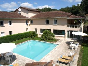 Le Clos Nicolas, Hotely  Eugénie-les-Bains - big - 19