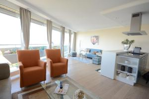 Luxury apartment near trade fair