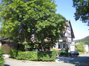 Hotel Garni Berghaus Sieben