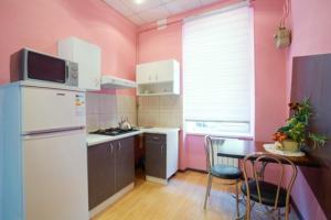 Apartment on Kotliarska 10-1