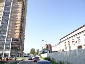 Aliance Apartments at Vzletnay 7D, Ferienwohnungen  Krasnoyarsk - big - 2