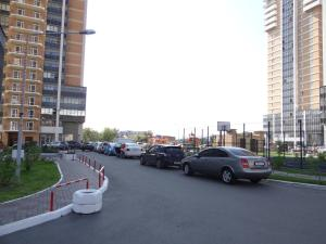 Aliance Apartments at Vzletnay 7D, Ferienwohnungen  Krasnoyarsk - big - 3