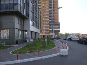 Aliance Apartments at Vzletnay 7D, Ferienwohnungen  Krasnoyarsk - big - 4