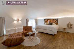 Mi Hotel, Digital Appartement, Apartmanok  Lyon - big - 50