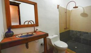 Tamarindo Old Town Barichara, Проживание в семье  Barichara - big - 11