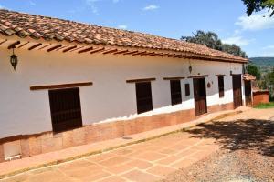 Tamarindo Old Town Barichara, Проживание в семье  Barichara - big - 14