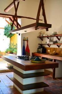 Tamarindo Old Town Barichara, Проживание в семье  Barichara - big - 16