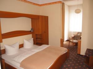 Hotel Fidelitas, Penziony  Bad Herrenalb - big - 7