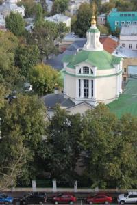 Apartment at Novokuznetskaya