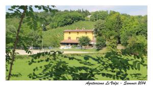 Tenuta Le Sorgive Agriturismo, Bauernhöfe  Solferino - big - 26