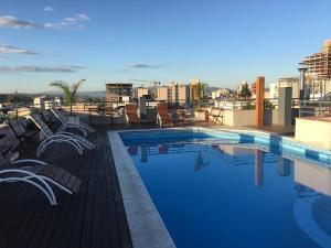 Aires de la Villa, Ferienwohnungen  Villa Carlos Paz - big - 10