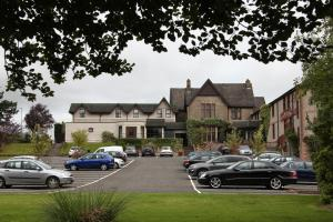 Best Western Garfield House Hotel, Hotels  Chryston - big - 8