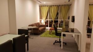 GVSB Residence Suite, Апартаменты  Куала-Лумпур - big - 10