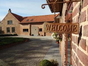 Holiday Home Hof ter Roosebeke, Dovolenkové domy  Westrozebeke - big - 36