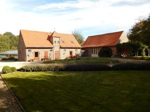 Holiday Home Hof ter Roosebeke, Dovolenkové domy  Westrozebeke - big - 37
