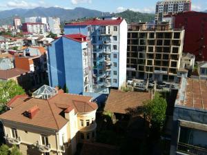 Apartment on Parnavaz Mepe 2-94, Apartments  Batumi - big - 10