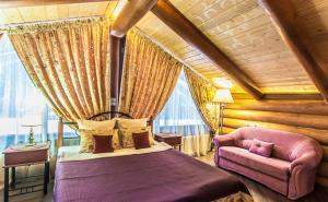 Paradis, Case vacanze  Borovlyany - big - 6