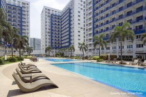 Cristies Sea Residences, Ferienwohnungen  Manila - big - 29