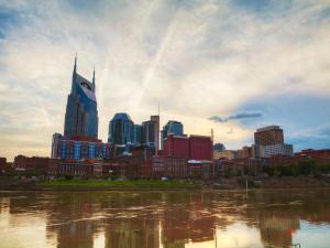Nashville House 1342 Tennessee Townhouse, Ferienwohnungen  Nashville - big - 5