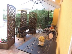 Bed & Breakfast ospiti a corte, Bed and Breakfasts  Giffoni Valle Piana - big - 7