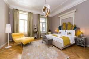 EMPIRENT Grand Central Apartments, Apartmanok  Prága - big - 166