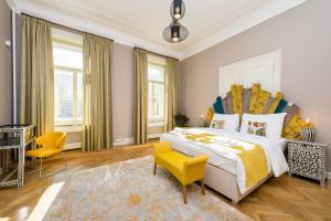 EMPIRENT Grand Central Apartments, Apartmanok  Prága - big - 159