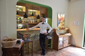 Mini Hotel Morskoy, Gasthäuser  Sochi - big - 36