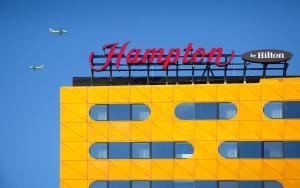 Отель Hampton by Hilton ExpoForum - фото 24