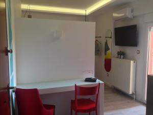 The Orange Bottle Apartments, Appartamenti  Salonicco - big - 12
