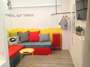 The Orange Bottle Apartments, Appartamenti  Salonicco - big - 8