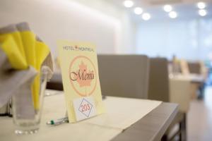 Hotel Montreal, Отели  Бибионе - big - 56