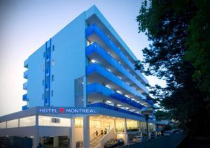 Hotel Montreal, Отели  Бибионе - big - 22
