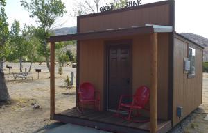 Stagecoach Trails RV Resort, Kempy  Julian - big - 2