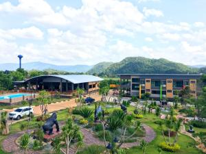 Grandsiri Resort KhaoYai, Üdülőközpontok  Muszi - big - 29