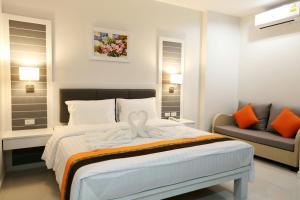 Aerin Orchid, Hotels  Nakhon Si Thammarat - big - 9