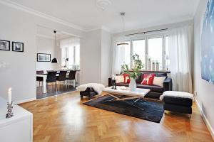 5 hviezdičkový apartmán Apartments VR40 Gothenburg Švédsko