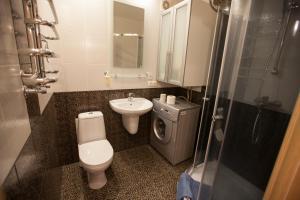 Апартаменты Roomba, Апартаменты  Полтава - big - 11