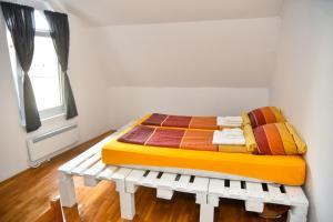 Pallet central apartment