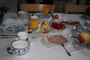 Atelier La Luna, Bed & Breakfast  Berkenwoude - big - 14