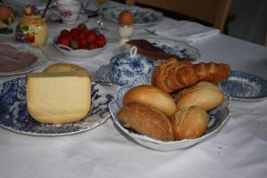 Atelier La Luna, Bed & Breakfast  Berkenwoude - big - 16