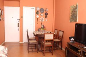 Cozy apartment 3 rooms at Flamengo, Апартаменты  Рио-де-Жанейро - big - 15