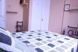 Cozy apartment 3 rooms at Flamengo, Апартаменты  Рио-де-Жанейро - big - 12