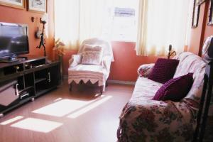 Cozy apartment 3 rooms at Flamengo, Апартаменты  Рио-де-Жанейро - big - 10