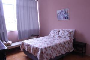 Cozy apartment 3 rooms at Flamengo, Апартаменты  Рио-де-Жанейро - big - 9