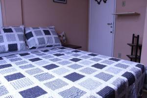 Cozy apartment 3 rooms at Flamengo, Апартаменты  Рио-де-Жанейро - big - 5