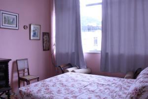 Cozy apartment 3 rooms at Flamengo, Апартаменты  Рио-де-Жанейро - big - 7
