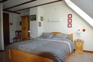 Chambre d'Hôte La Montagne Verte, Bed & Breakfasts  Labaroche - big - 5
