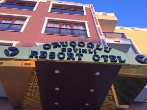 Grand Geyikli Resort Otel Oruçoğlu, Hotels  Geyikli - big - 1