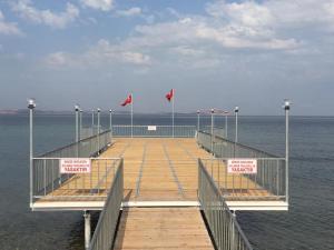 Grand Geyikli Resort Otel Oruçoğlu, Hotels  Geyikli - big - 37