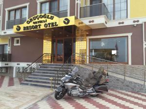 Grand Geyikli Resort Otel Oruçoğlu, Hotels  Geyikli - big - 22